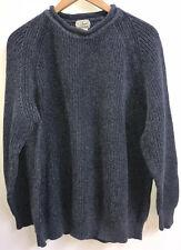 LL Bean Fisherman Sweater Men's XXL 2XL Tall Roll Neck