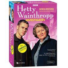Hetty Winthrop Investigates: Complete Collection -DVD Region 1 (USA)
