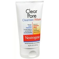Neutrogena Clear Pore Cleanser/Mask - 4.2 oz