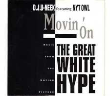 DJ U-Neek feat. Nyt Owl - Movin' On - CDS - 1996 - Hip Hop Great White Hype OST