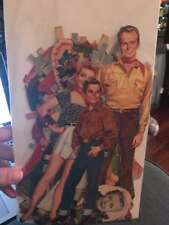 Annie Oakley- Paper Doll Collection-Full Color