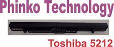 NEW Original Battery for Toshiba Tecra Pro R50 C50 Z50-C PA5212 PABAS283 14.8V