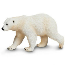 Polar Bear Sea Life Safari Ltd NEW Toys Educational Figurines Animals Kids
