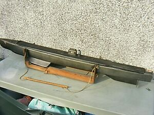 U BOAT  WORKING MODEL SUBMARINE LARGE 4' FEET IN LENGTH