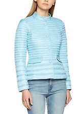 Dekker WOMEN'S Light Blue Jackets Taglia 42 (10UK)