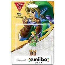 Amiibo Link - Zelda : Ocarina of Time - Neuf/New - SWITCH/3DS