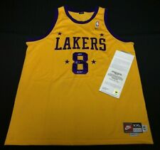 Kobe Bryant Signed Nike '1957 Rewind' Lakers Jersey #8/57 Upper Deck