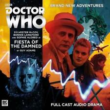 Fiesta of the Damned (Doctor Who Main Range) by Adams, Guy   Audio CD Book   978