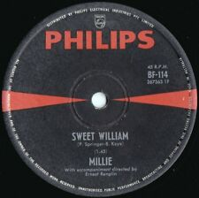 Millie Small ORIG OZ 45 Sweet William VG+ '64 Philips BF114 Blue Beat Ska R&B