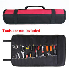 Portable Reel Storage Tool Bag Pliers Chisels Wrenches Organizer Oxford Package