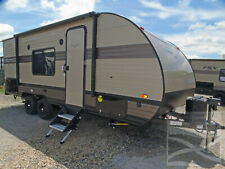 2021 Wildwood X-Lite Mod. 19DBXL Bunk, Murphy Bed Jiffy Sofa, Sleeps 6, $144/Mo