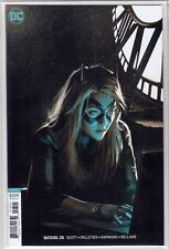 BATGIRL #28 Josh Middleton VIRGIN VARIANT Cover DC Comics NM+ Near Mint+ *HOT*