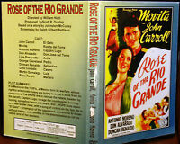 ROSE OF THE RIO GRANDE DVD 1935 John Carroll, Movita, Duncan Renaldo