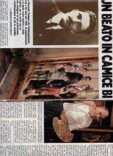 SP54 Clipping-Ritaglio 1981 Riccardo Pampuri Un beato in camice bianco