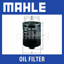 Mahle Oil Filter OC199 - Fits Renault - Genuine Part