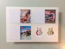 1/14 scale colour magazines cigarette boxes map for Tamiya truck dashboard - 5pc