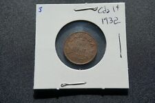 A-34 1932 Canada 1 Cent George V Canadian Penny Copper Coin RCM