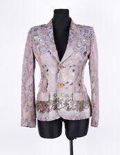 Hans Ubbink Multi-Coloré Femme Veste Blazer Taille 36