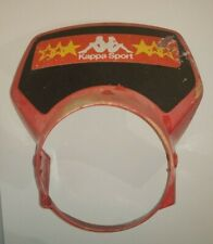 Mascherina Portafaro Headlight Plate - HONDA XL 200 R XL200 - 61301-KG1-920