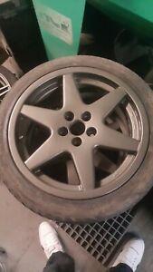 Vauxhall Vectra Gsi phase 1 17inch alloy wheels cavalier Calibre corsa Zafiras t