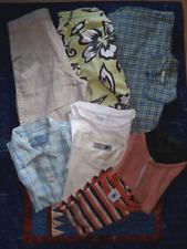 Lot garçon éTé 4 ans 8 pièces: maillot bain t-shirt polo pyjama chemise pantalon