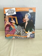 The Saturday Evening Post Puzzle Ladies Choice Custom Made Bride 750 Pieces(NEW)