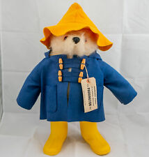 "1980 Gabrielle Designs Yellow Hat Shoes Paddington Bear Peruvian Peru Doll 19"""