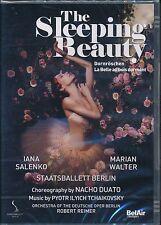 Tchaikovsky The Sleeping Beauty DVD NEW Region 0 Iana Salenko Marian Walter