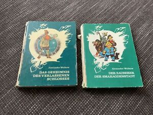 Alexander Wolkow Bücher