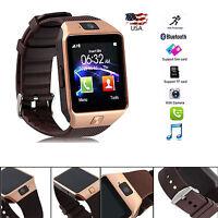 Smart Watch Bluetooth Wristwatch Phone for Android Samsung S9 S8 7 LG Xiaomi ZTE
