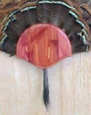 Solid Cedar Turkey Fan / Beard Mounting Kit -01