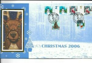 GB 2006 Christmas Benham FDC