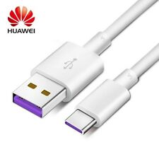 Original Genuine Huawei HD1289 Type-C USB Super Fast Charging Data Cable