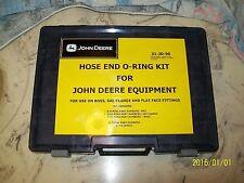 John Deere  hydrulic hose and fitting replacement repair o-ring kit