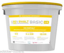 25 kg Kaltasphalt Asphalt Kaltmischgut Reparaturasphalt