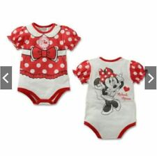 Minnie Mouse Short Sleeve One Piece