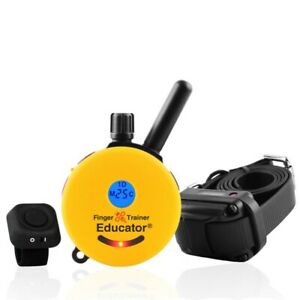 E-Collar FT-330 Finger Trainer Educator Remote E-Collar
