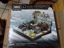 Mega Construx Game Of Thrones Castle Black (Gmw37) 307 pcs Box Got1