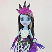 Monster High Abbey Bominable Sweet Screams Doll Outfit Purse Shoes Lot