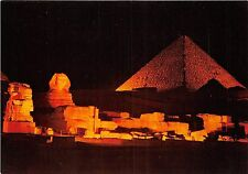 BR2913 Giza Sound nad Light at the Pyramids of giza    egypt