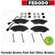 Ferodo Brake Pad Set (Disc Brake) - Front - FVR1923 - OE Quality
