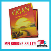 NEW Settlers of Catan MAIN Board Game *MELBOURNE STOCK*
