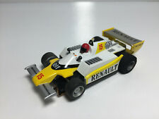 TYCO 440-X2  RENAULT #15 F1 SLOT CAR ~ SUPER CLEAN~ Model Motoring Aurora AFX HO