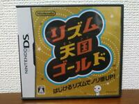 USED Rhythm Heaven JAPAN Import Nintendo DS