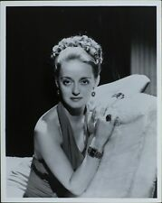 Bette Davis ORIGINAL PHOTO HOLLYWOOD Candid