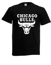 Señores t-shirt i chicago bulls i proverbios i Fun i divertido hasta 5xl