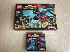 RARE - LEGO 76014 & 76016 Ultimate Spider Man Bundle - BNIB + Free P&P