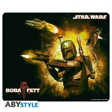 Star Wars Mousepad Bobafett NEU & OVP