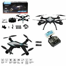 FPV Quad Copter HD Camera Drone With GPS WiFi Controller Flight RC Motor Frame