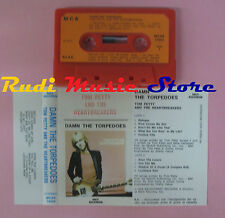MC TOM PETTY AND THE HEARTBREAKERS Damn the torpedoes 1979 italy cd lp dvd vhs